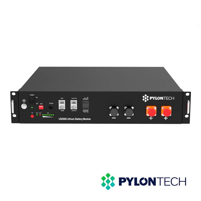 Batería Ion Litio Pylontech US2000